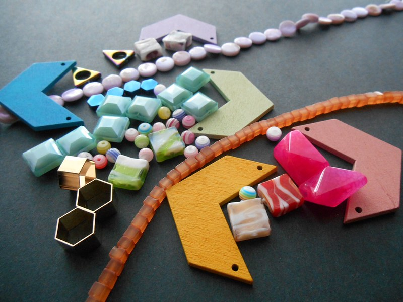 Blueberry Cove Beads Geometric Inspiration Box