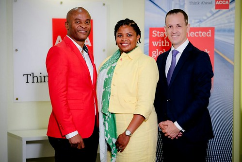Early Supporters and Endorsements (ACCA & CFO South Africa)