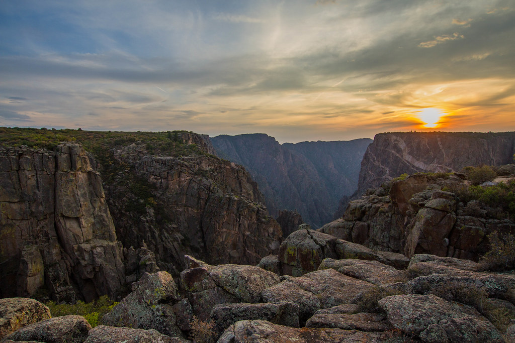 Black Canyon of the Gunnison-1