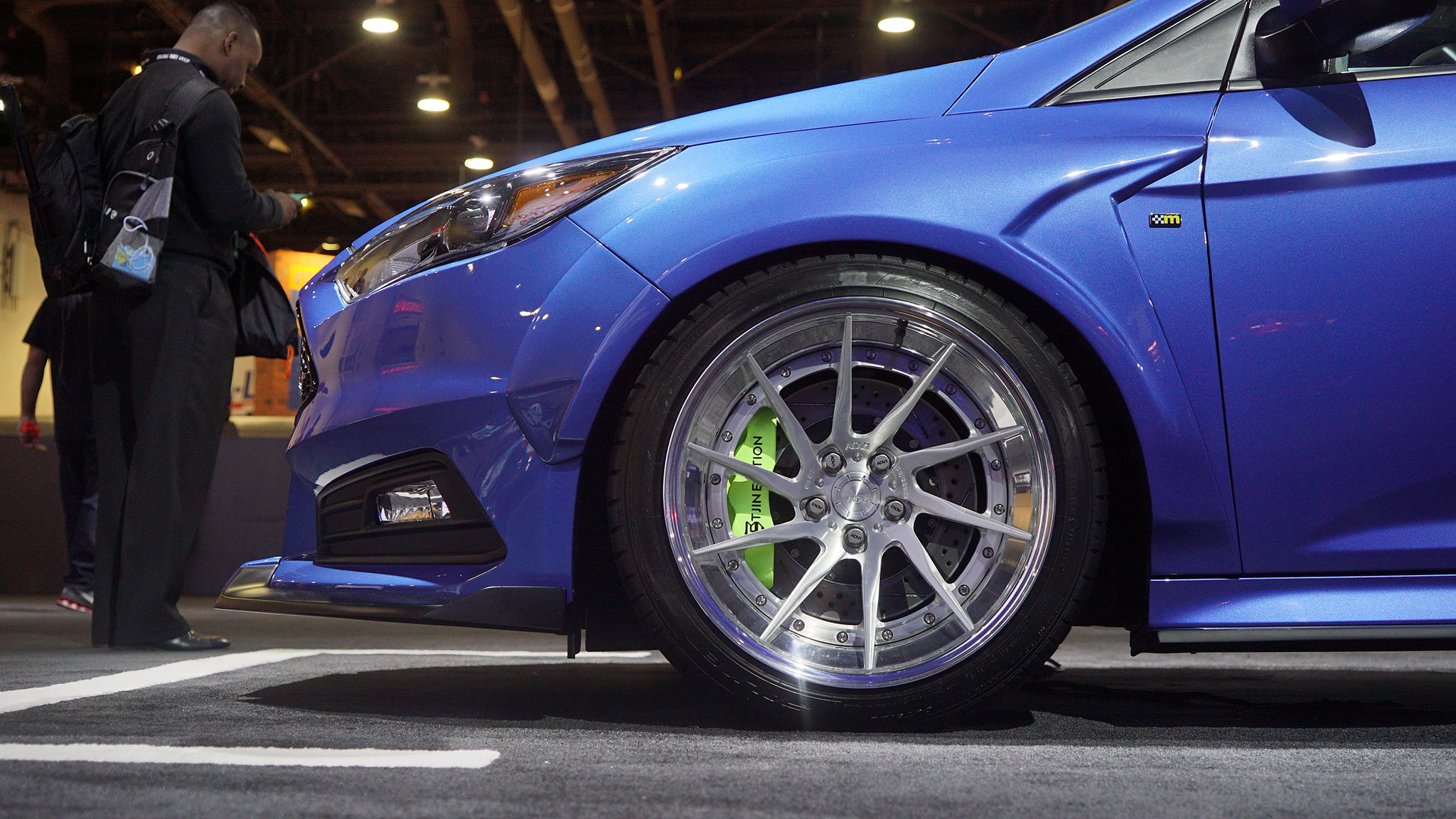 Tire Lug Nuts >> Cinemotive Media's 2016 SEMA ST!