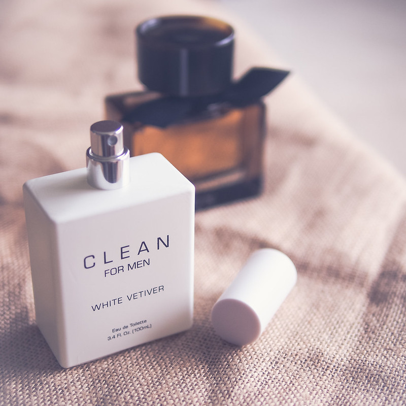 Clean Perfume White Vetiver