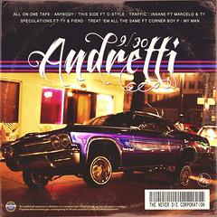 Andretti 930 (Back)