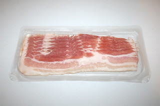 08 - Zutat Schinkenstreifen / Ingredient bacon