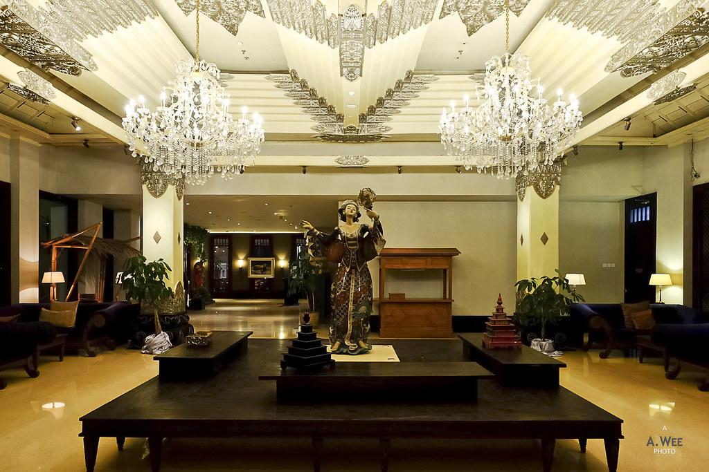 Second lobby