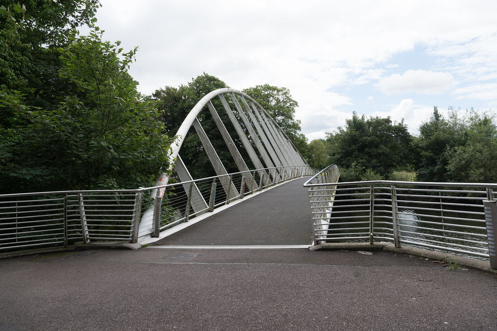 THE MARDYKE BRIDGE [IT TOOK ME A LONG TIME TO DISCOVER WHAT IT WAS CALLED]-122565