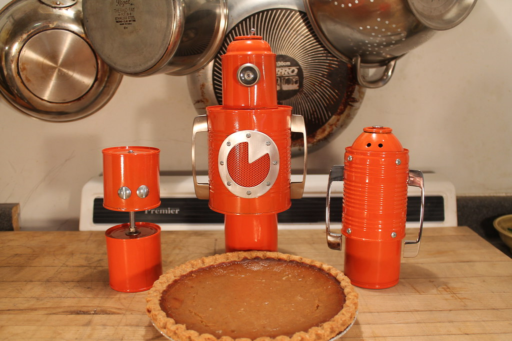Pumpkin Pi Bot