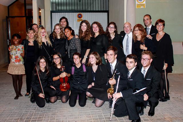 Arreplegà orquesta 2016
