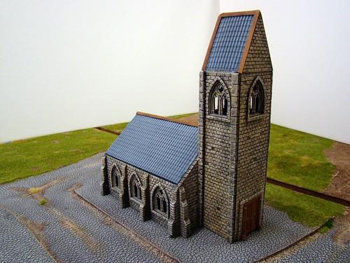28mm Dorfkirche