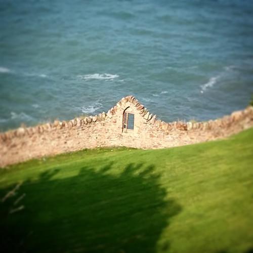 Howth: una finestra sul mare