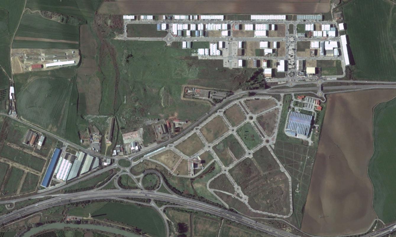 santiponce, sevilla, rotondismos romanos, después, urbanismo, planeamiento, urbano, desastre, urbanístico, construcción, rotondas, carretera