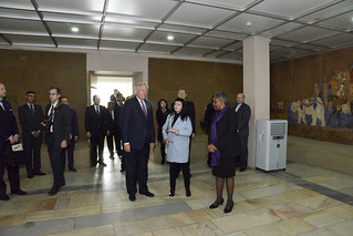 Visit of Under Secretary for Political Affairs Thomas Shannon to Uzbekistan