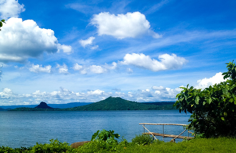 #GlobeOfGood PUSOD Taal Lake