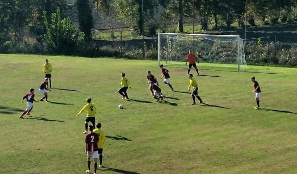 Giovanissimi Regionali Elite, Este - Virtus Verona 0-4