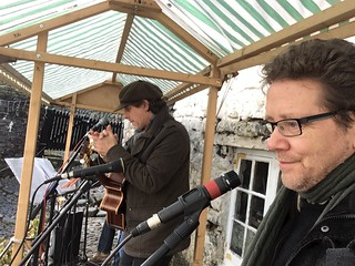 Chris Conway & Dan Britton - Clovelly Herring Festival