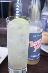 Bette Jane Ginger Beer, Hog Island Oyster Co., Ferry Building Marketplace, San Francisco