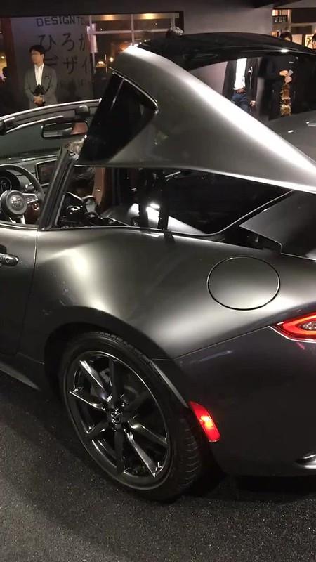 Mazda MX-5 RF roof transform 03