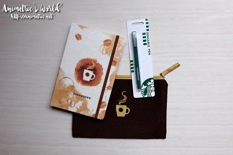 Starbucks Planner 2017 Philippines