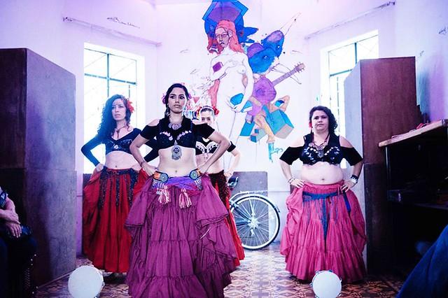 La Danza de la Diosa _Show 1