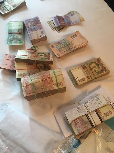 У Києві СБУ викрила комерсантів на фінансуванні терористів