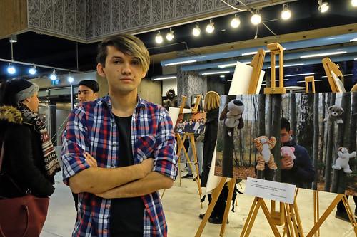 Mohammad Mohammadi, fotograf och filmare