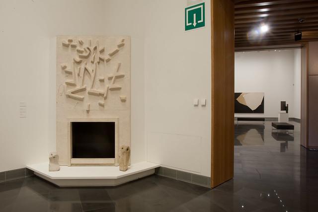 Abstracción y modernidad: la colección de María Josefa Huarte