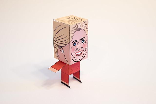 Trump - Clinton-3
