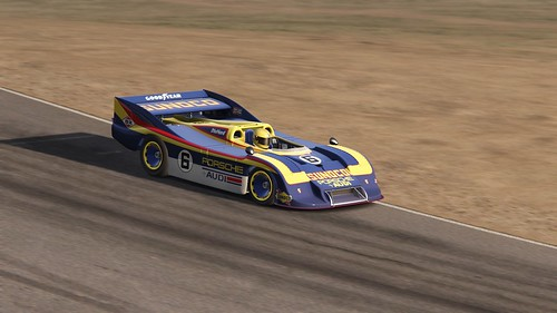 Porsche 917-30 - Penske Racing - Mark Donohue - Can-Am 1973 (2)