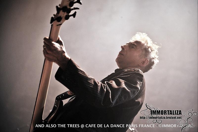 AND ALSO THE TREES DIMANCHE 16 OCTOBRE - CAFE DE LA DANSE. PARIS  30088881654_485d4ebe92_c