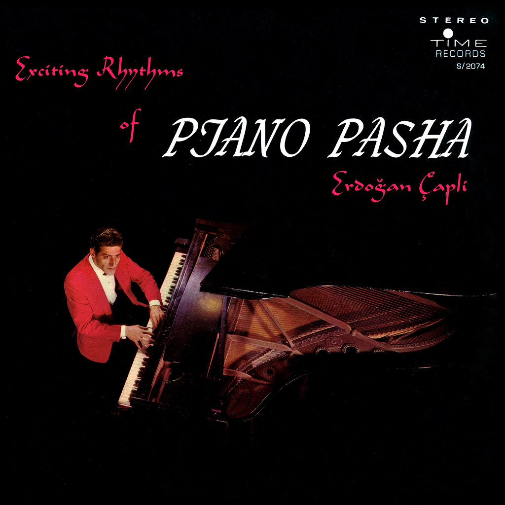 Erdoğan Çapli - Exciting Rhythms of Piano Pasha