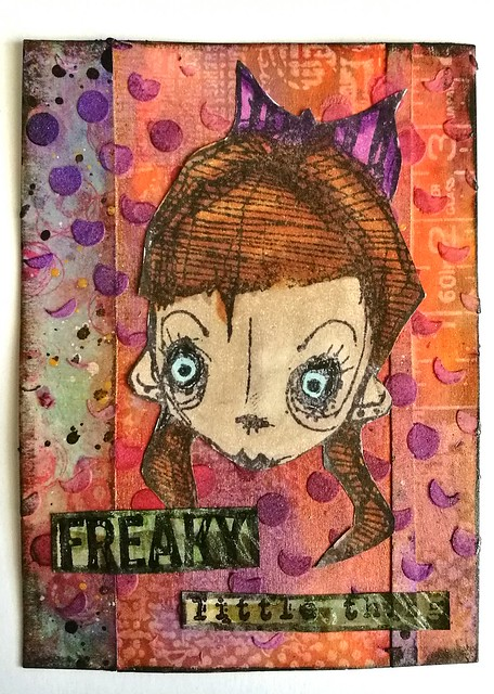 Freaky little thing ATC