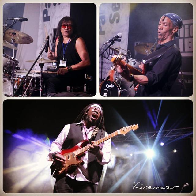 Espectacular cierre del III Festival Internacional de Blues de Sevilla con Khalif Wailin Walter Band. Fue un placer poder estar ahí grabando. #blues #sevilla #microlibre #KhalifWailinWalterBand #festival #kinemasur #santiledo #rock #rocks #musica #music #