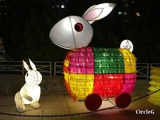 CIRCLEG 遊記 香港 銅鑼灣 維多利亞公園 維園 花燈會 綵燈會 2016 (3)