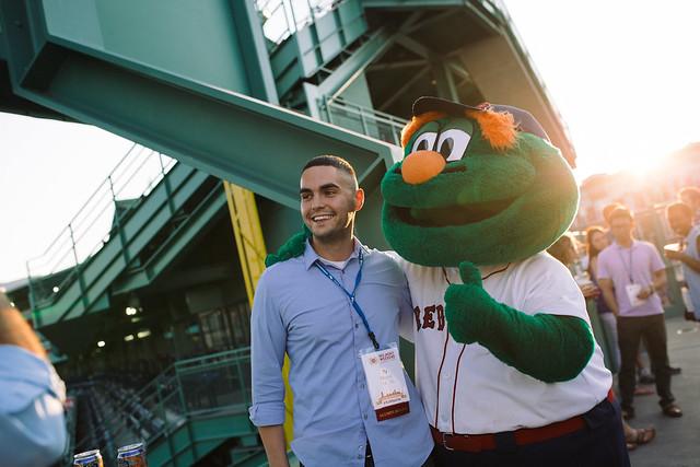Alumni & Leadership Reception - City Year Boston Red Jacket Weekend 2015