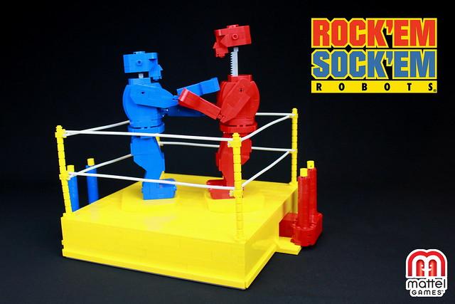 LEGO Rock'em Sock'em Robots