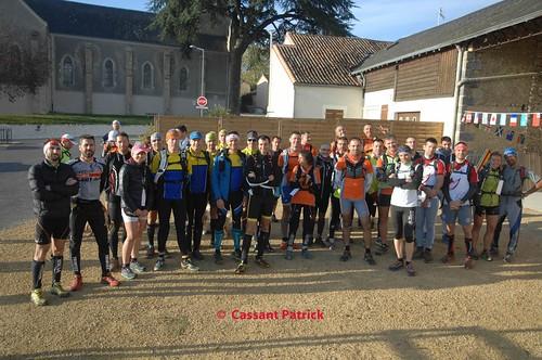 Trail O Pressigny 01.11.2016