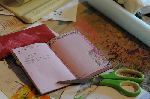 bullet journaling nov 2016
