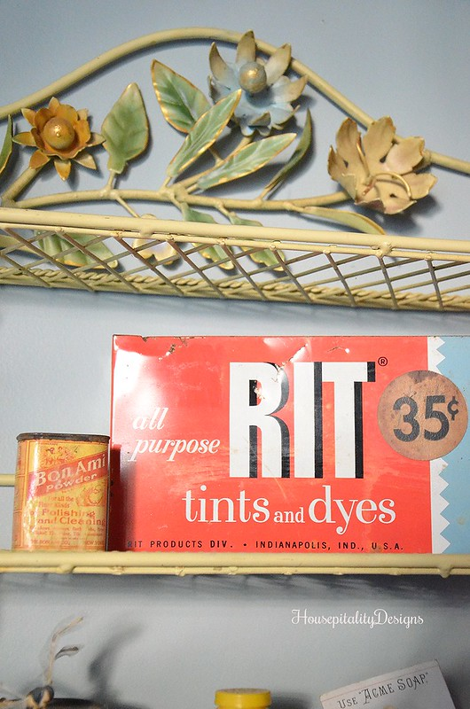 Vintage Laundry Items - Rit Dye - Housepitality Designs