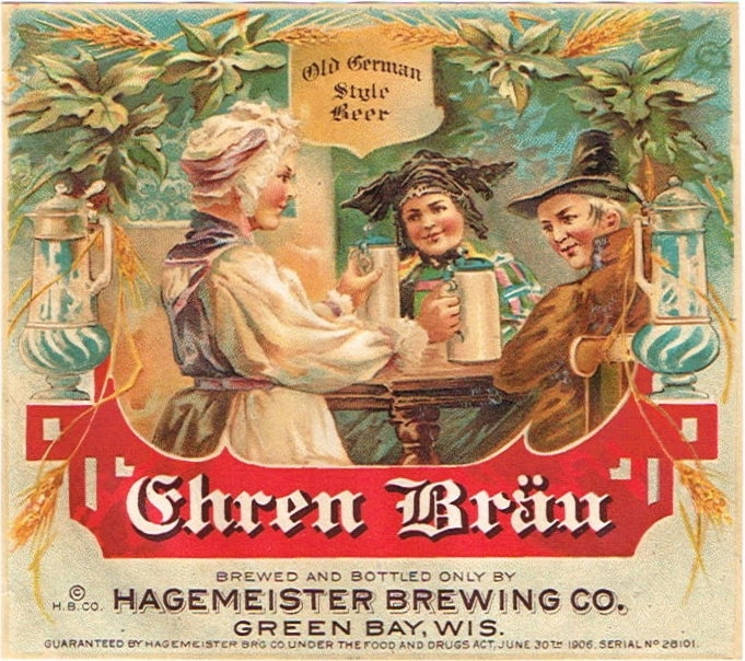 Ehren-Brau-Beer-Labels-Hagemeister-Brewing-Co