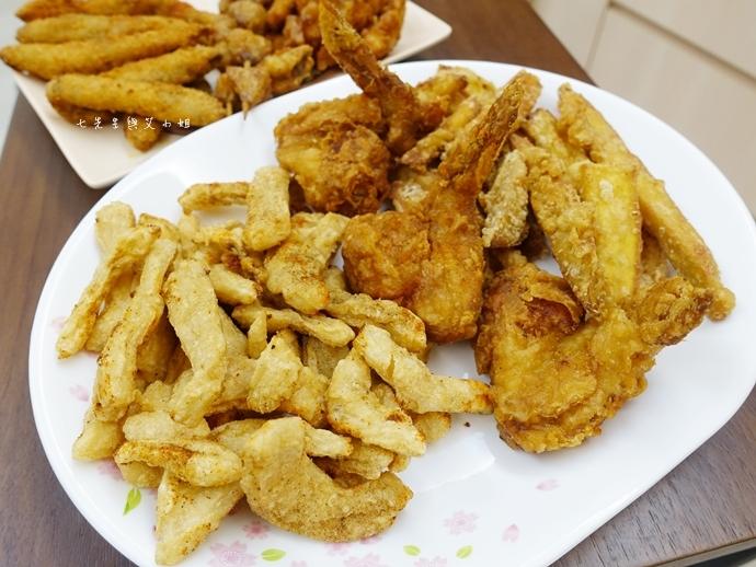 9 真有味炸雞 新莊美食 新莊四維市場美食 新北美食