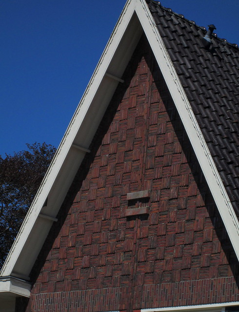 House Detail, Grootegast, The Netherlands