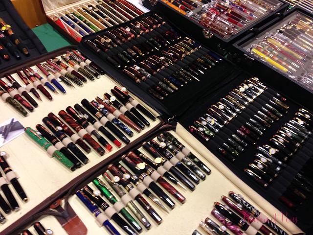 Field Trip - Tilburg Pen Show 2015 Recap 5