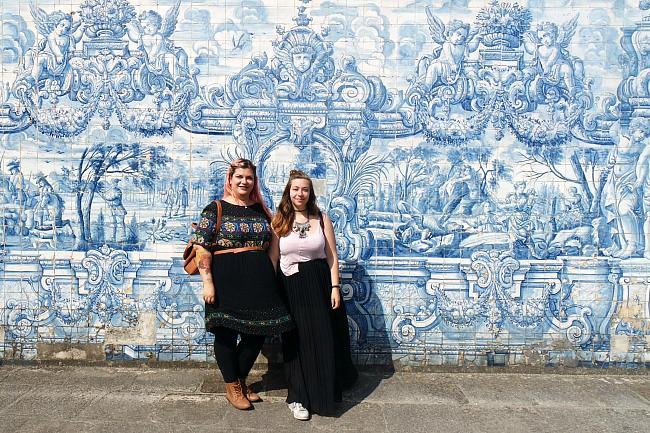 Porto - Sé do Porto e chiostro interno (7)
