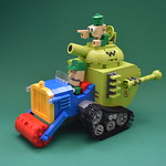"Wacky Races "" army surplus special """