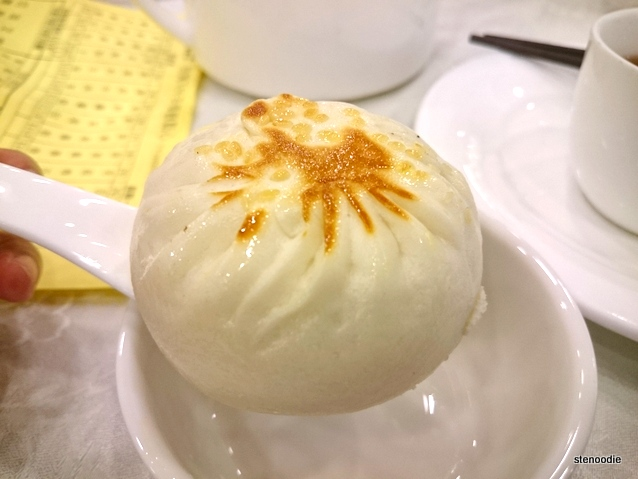Vegetable bun