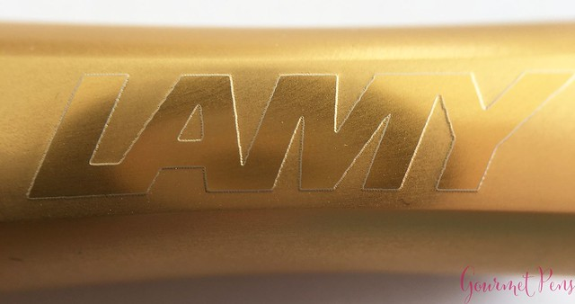 Review @Lamy LX Gold Fountain Pen @couronneducomte 14