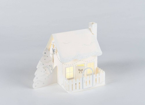 UWP Luxe Illume Winter Wonderland Collection Cottage