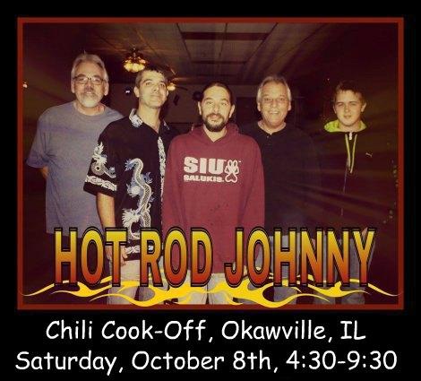 Hot Rod Johnny 10-8-16