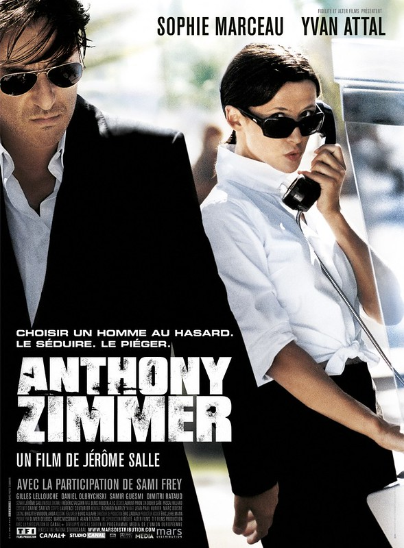 Anthony Zimmer - Poster 1