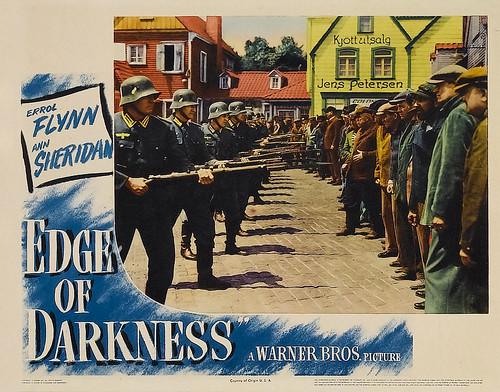 Edge of Darkness - 1943 - lobbycard 1