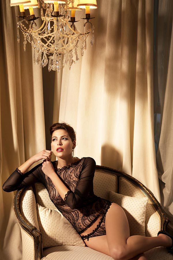 Великолепная модель Лидия Пейдж, эталон женственности и красоты - ПоЗиТиФфЧиК - сайт позитивного настроения!